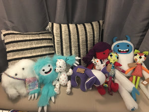 Handmade Dolls by Anne - Monsters
