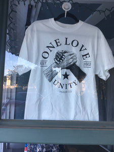 One Love, Inspirational T-shirt Unisex