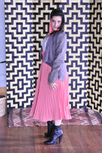 Load image into Gallery viewer, Melanie, Smocked Waist Pleated Skirt