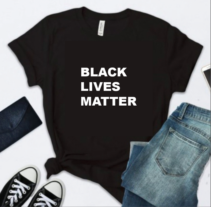 BLM, T-shirt and Mask Set