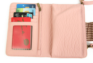 Sophia, Soft Vegan Leather Wallet