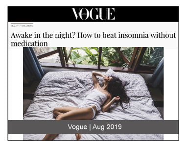 Vogue August 2019 Dr. Nigma Talib