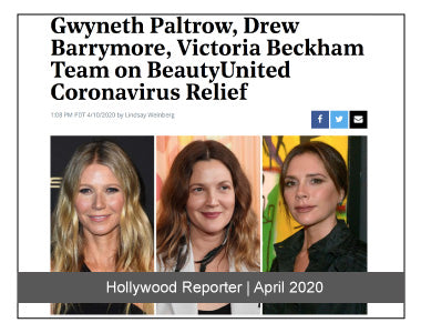 Hollywood Reporter April 2020 Dr. Nigma Talib