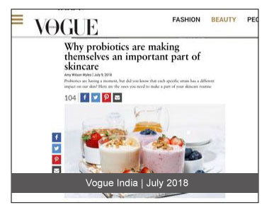 Vogue India Dr Nigma Talib