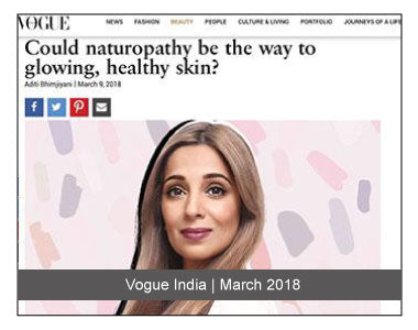 Vogue India Nigma Talib