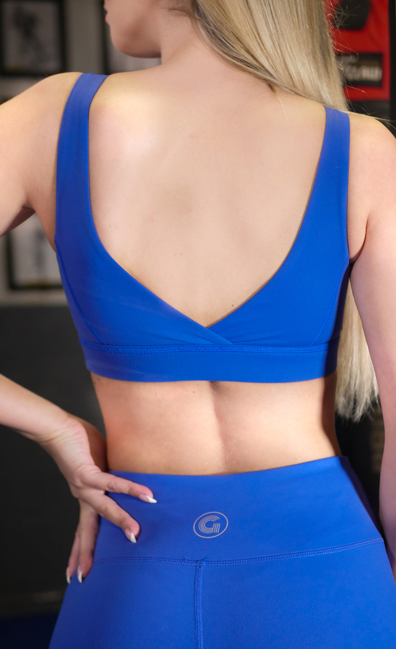 HEART BEAT SPORTS BRA - Gymance