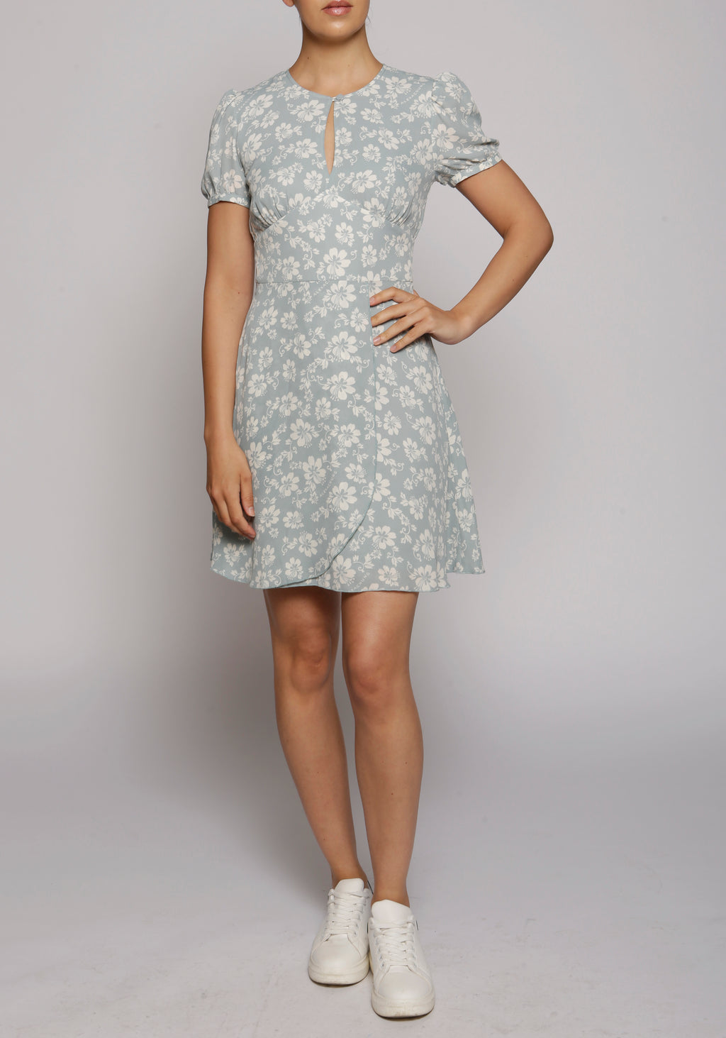 Alexa Chung Hibiscus Tea Dress - RRP £295