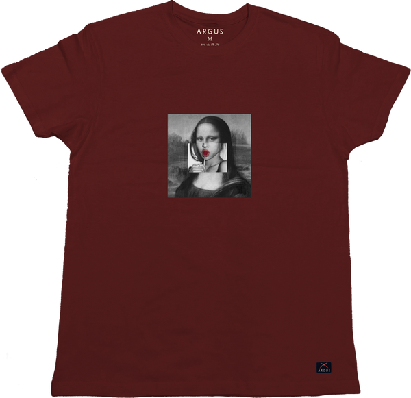 Don´t Pop My Lisa t-shirt hombre