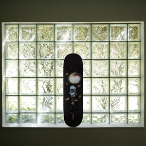 HABITAT SKATEBOARDS - SUPER 8 SLICK DECK - 8.25""