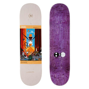 Habitat Skateboards - Harper Canyon Country Deck - 8.25""
