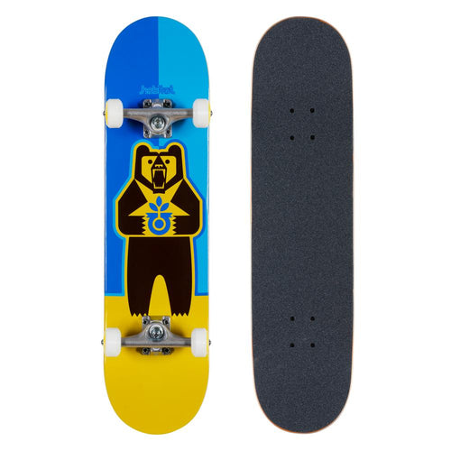Habitat Skateboards - Grizzly Complete Blue - 8