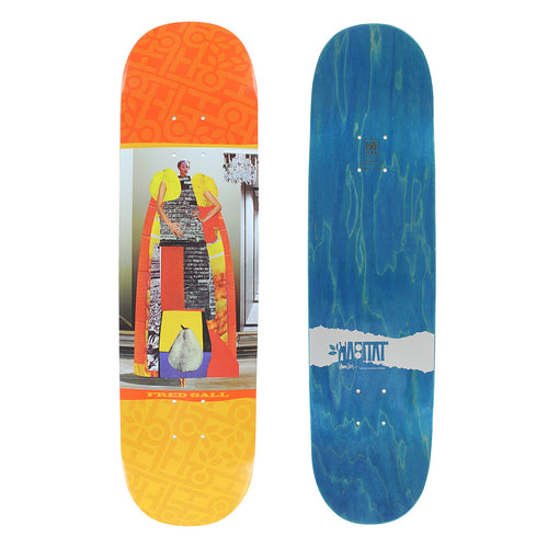 Habitat Skateboards - Imaginary Beings 2 Fred Deck - 8