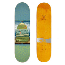 Load image into Gallery viewer, Habitat Skateboards - Imaginary Beings 2 Josh Deck - 8.375""