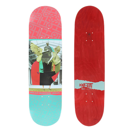 Habitat Skateboards - Imaginary Beings 2 Silas Deck - 8.25
