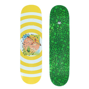 Habitat Skateboards - Rush Hour Deck - 8.25