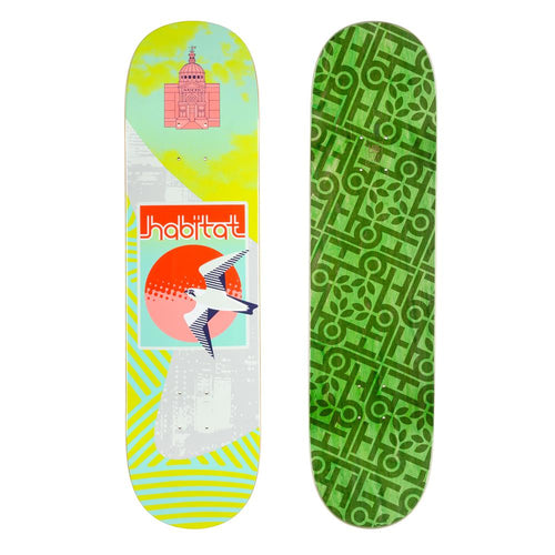 Habitat Skateboards - Suciu New Dawn Deck - 8