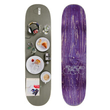 Load image into Gallery viewer, Habitat Skateboards - Suciu Place Setting Deck - 8""