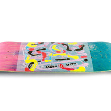 Load image into Gallery viewer, HABITAT SKATEBOARDS - JANOSKI ABSTRACT FADE DECK - 8.375""