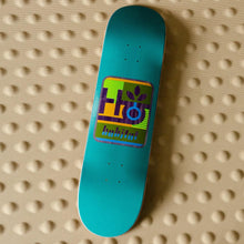 Load image into Gallery viewer, Habitat Skateboards - Mod Pod Deck Green - 8.25""