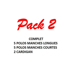 Pack 2: Complet Saint-Charles