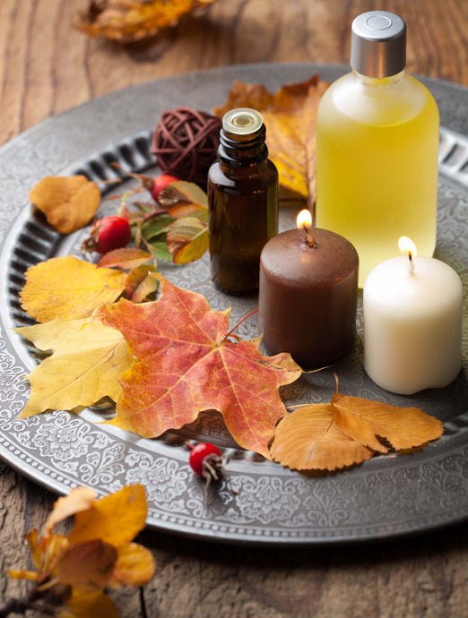 How to bring autumn into your home