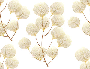 Golden leaves Wallpaper
