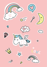 Load image into Gallery viewer, Unicorn Sticker