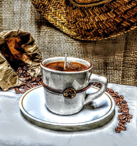 Brazilian Coffee with Pure Cane Sugar