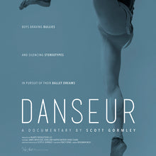 Load image into Gallery viewer, DANSEUR Movie Poster