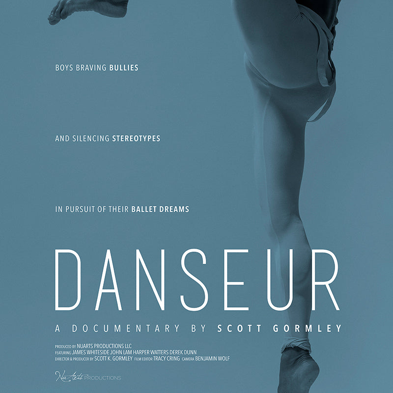 DANSEUR Movie Poster