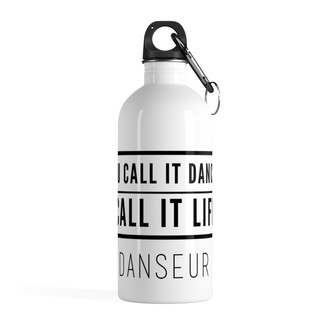 DANSEUR Stainless Steel Water Bottle