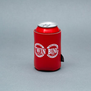 Twin Bing Koozie