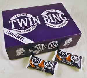 Twin Bing Caramel Crunch