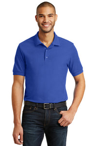 G Double Pique Cotton Polos P1