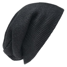 Load image into Gallery viewer, PA Ribbed Slouch Beanie C935