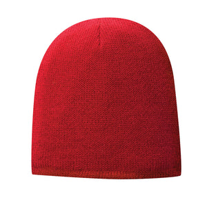 PC Fleece-Lined Short Beanie CP91L