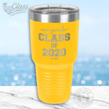 Load image into Gallery viewer, Class of 2020 Graduation Tumbler