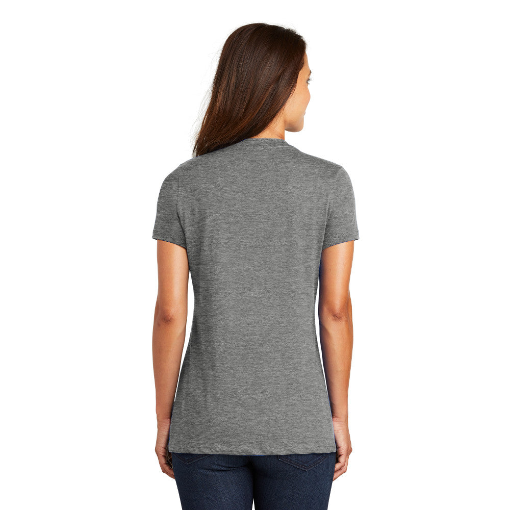 OWSD Ladies V neck - grey