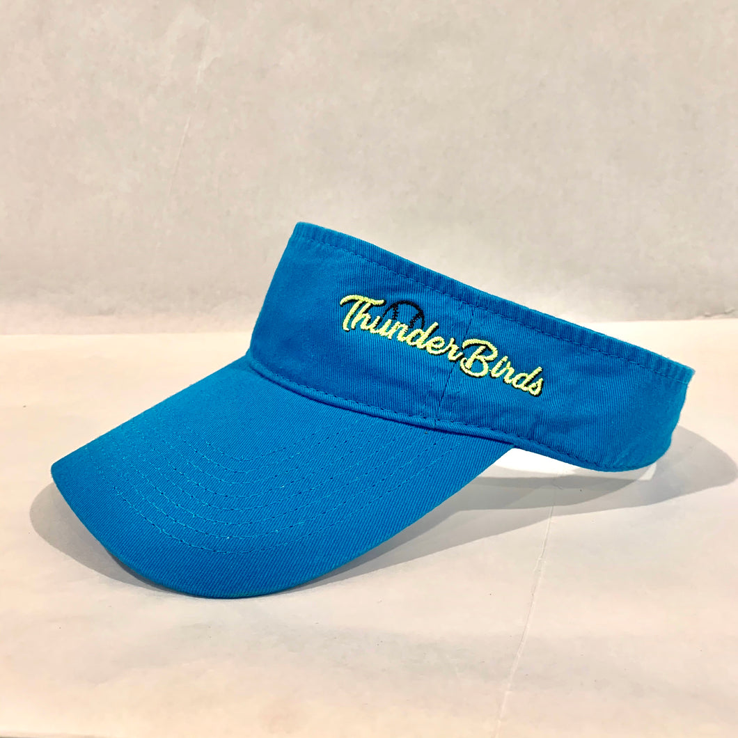 Tbirds Visor (Adult)