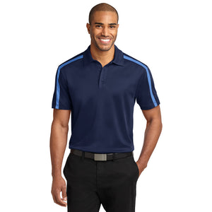 Men's Polo- Performance Dry Fit Mesh