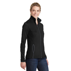 OWSD Light Zip Jacket - black