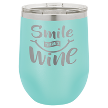 Load image into Gallery viewer, Wino Tumblers- 12 oz