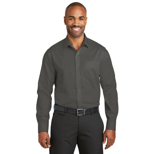 Slim Fit Non-Iron Twill Shirt (2 colors) B1