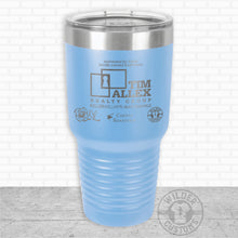 Load image into Gallery viewer, Sioux Falls Strong Bigmouth Tumbler LtBlue- Tim Allex Realty