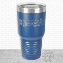 Load image into Gallery viewer, Sioux Falls Strong Bigmouth Tumbler- Royal NuAge