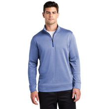 Load image into Gallery viewer, ST PosiCharge Fleece Quarter Zip QZFST263