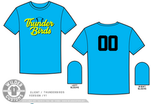 Load image into Gallery viewer, Tbirds Youth Tee