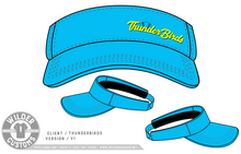 Load image into Gallery viewer, Tbirds Visor (Adult)
