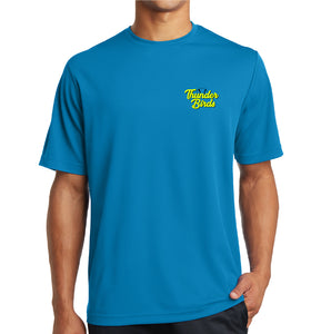Tbirds Mens Performance Tee