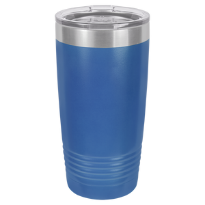 Stainless Steel Tumbler- 20 oz Sure Grip